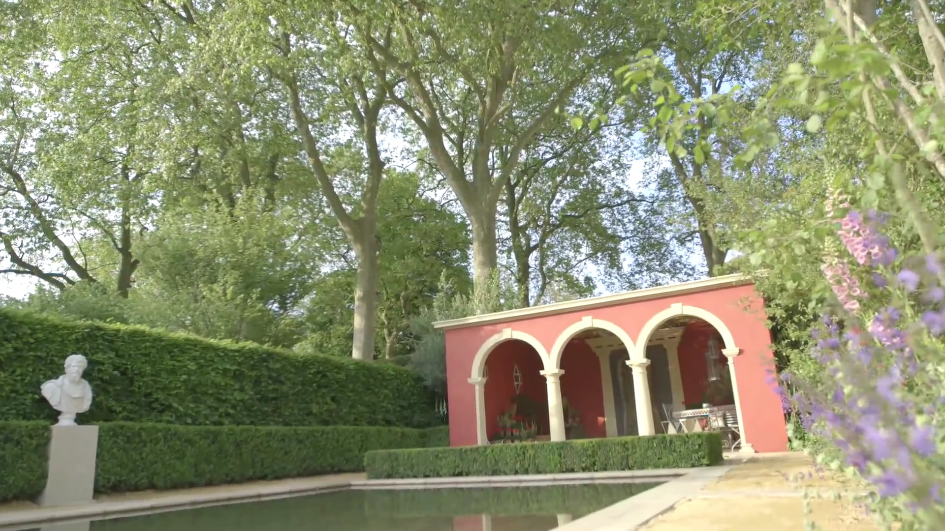 The Making of the BrandAlley Garden | RHS Chelsea  2014