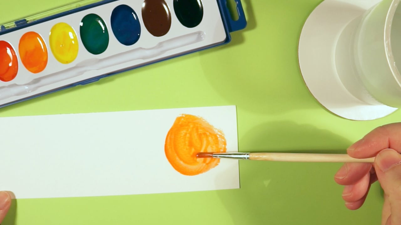 Make Something Sunday To Go: Garry Neill Kennedy and Colour Mixing