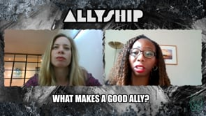 What makes a good ally?