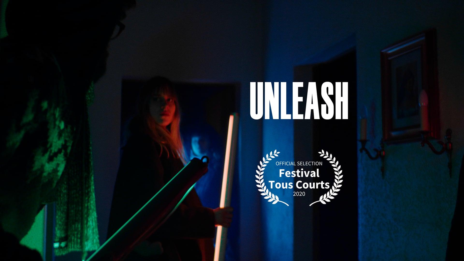 UNLEASH (2020) | coming soon | a short film by Sean Wirz