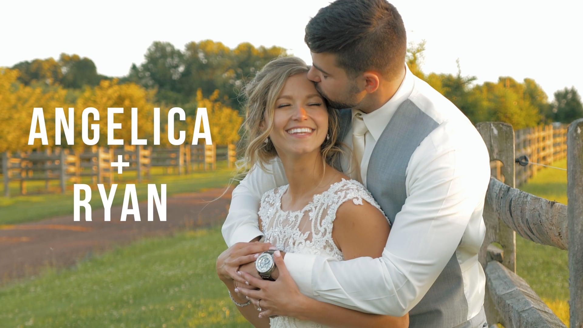Angelica + Ryan - 6.22.19