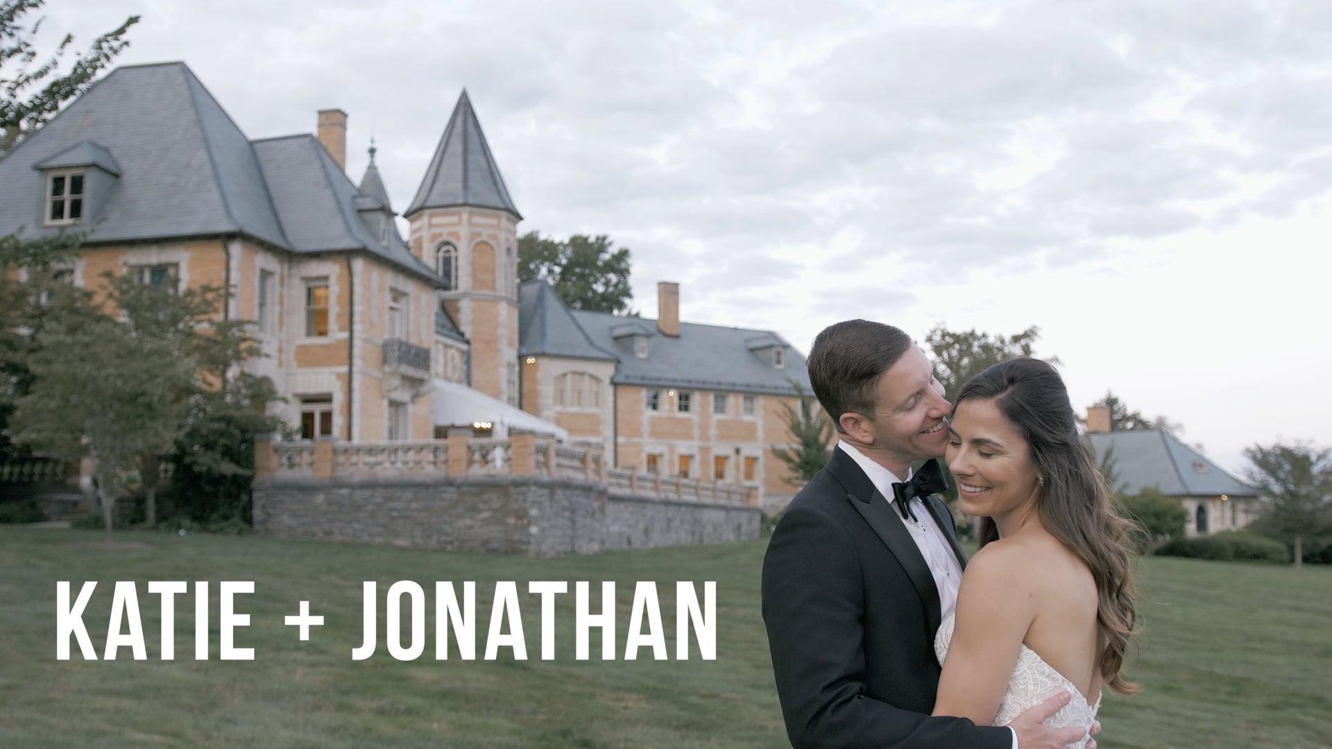 Katie + Jonathan - 8.24.19