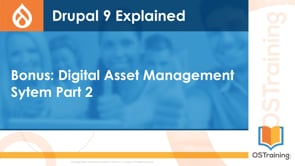 Bonus: Create a Digital Asset Management System - Part 2