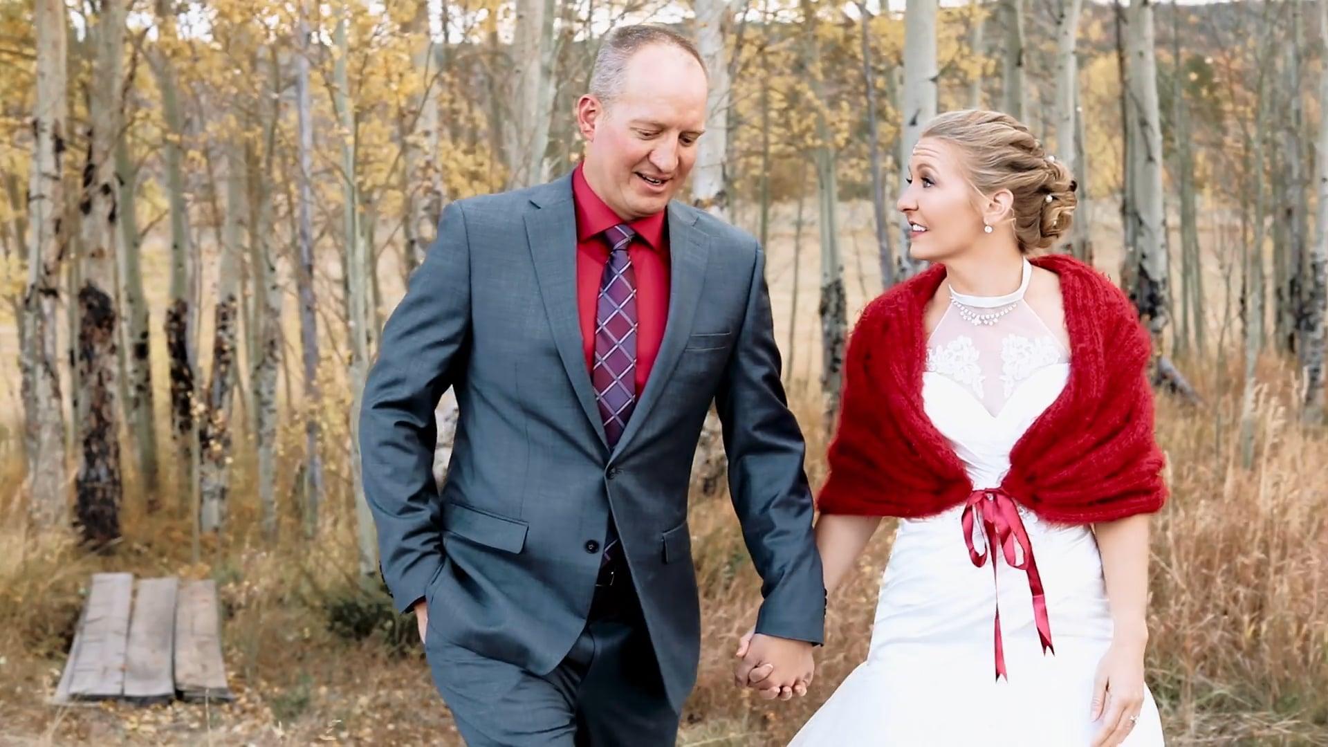 Tiffany & Josh wedding video 92720