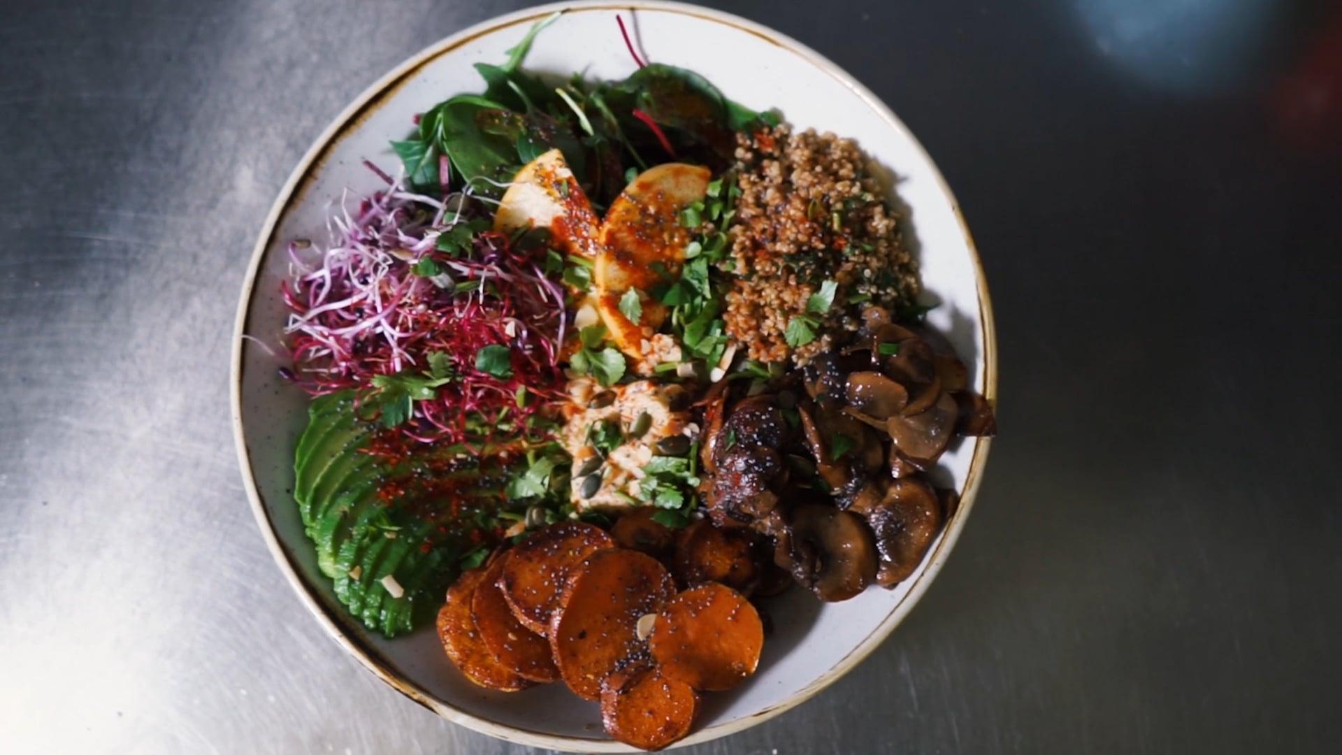 Hinterland Café: Buddha Bowl
