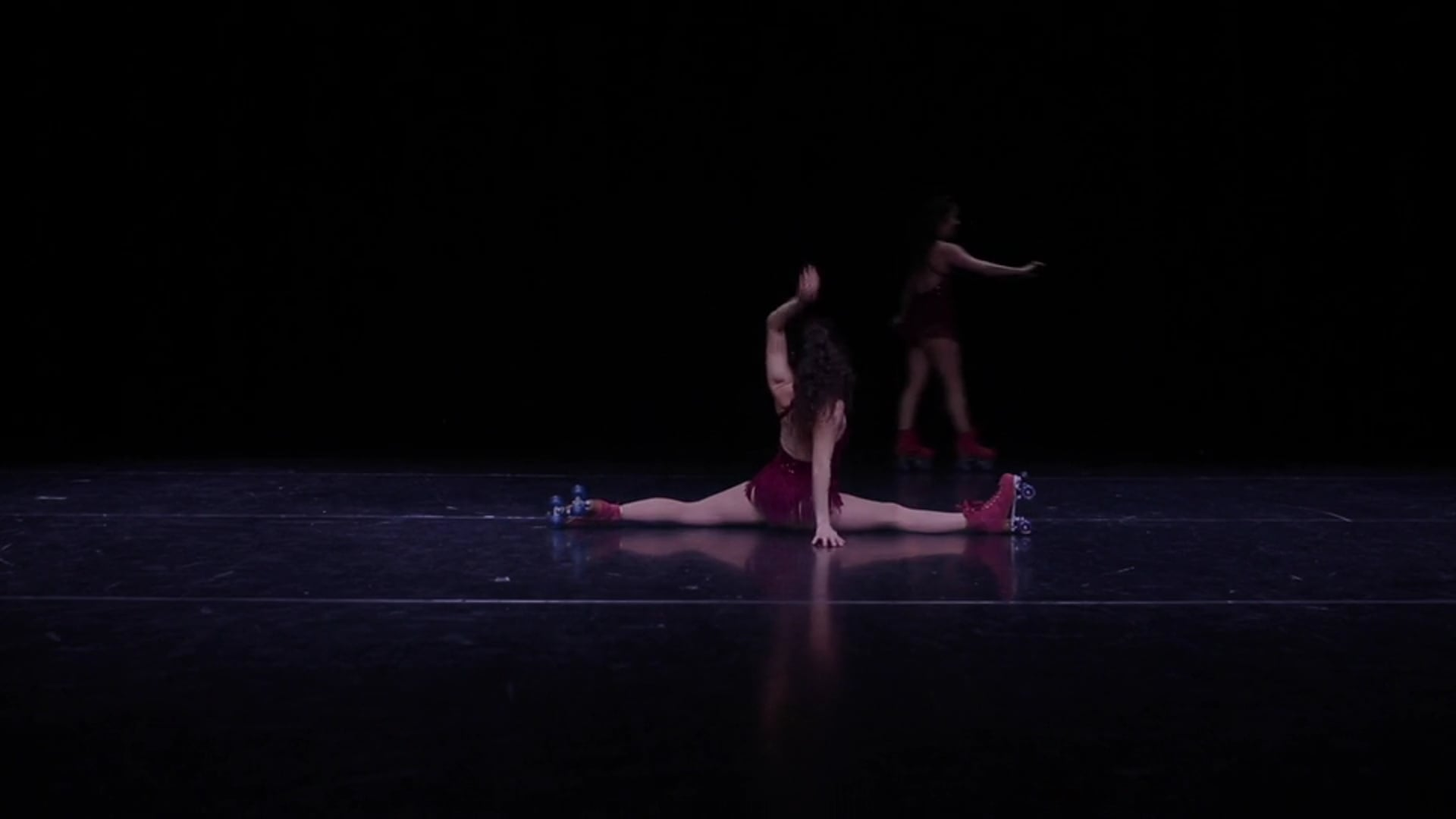 Rollerskate Performance - Chrissie Ardill