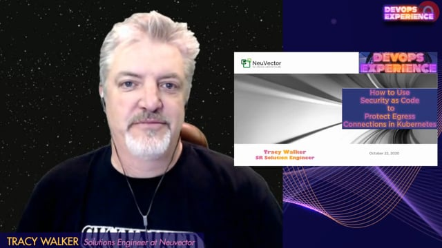 Tracy Walker - How to Use Security As Code to Protect Egress External Connections