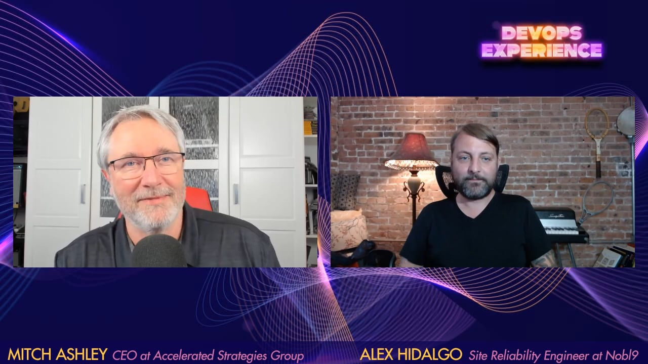 Alex & Mitch – SRE and SLOs – Bringing Resilience to Production Software