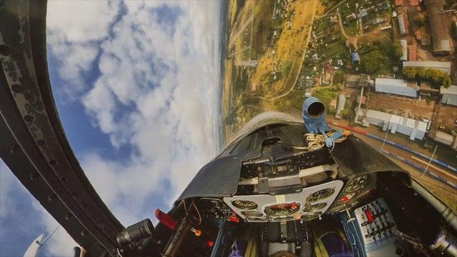 Русские Авиагонки Формула-1 (на реактивных самолётах)