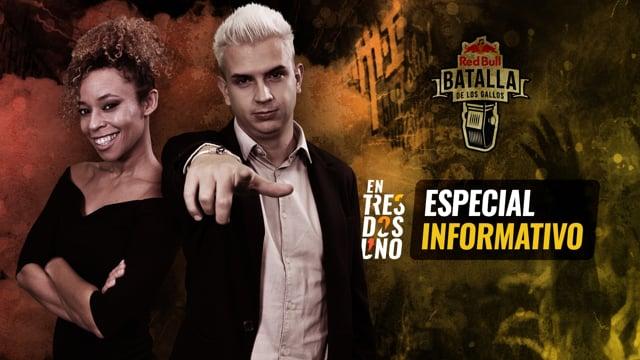 Especial informativo - Red Bull Nacional España