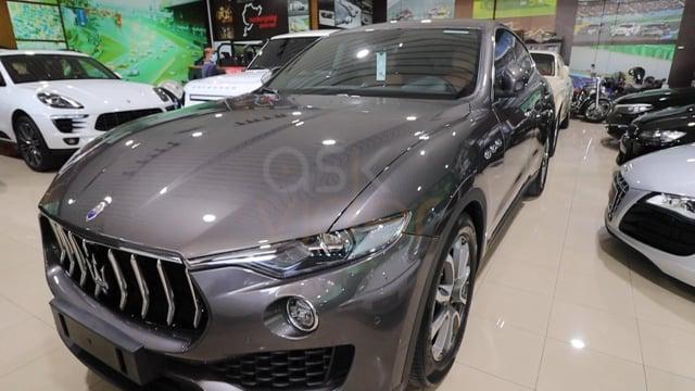 Maserati Levante Grey For...