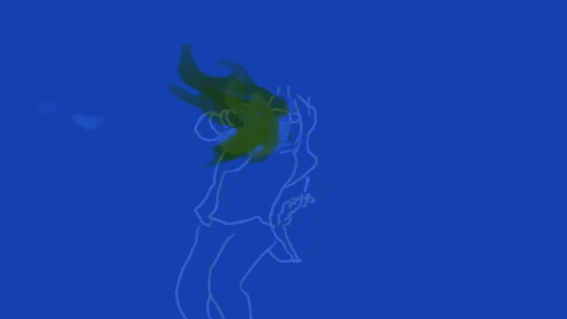 dance rotoscope animation