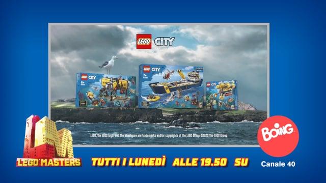 LEGO MASTERS TEASER Oceans