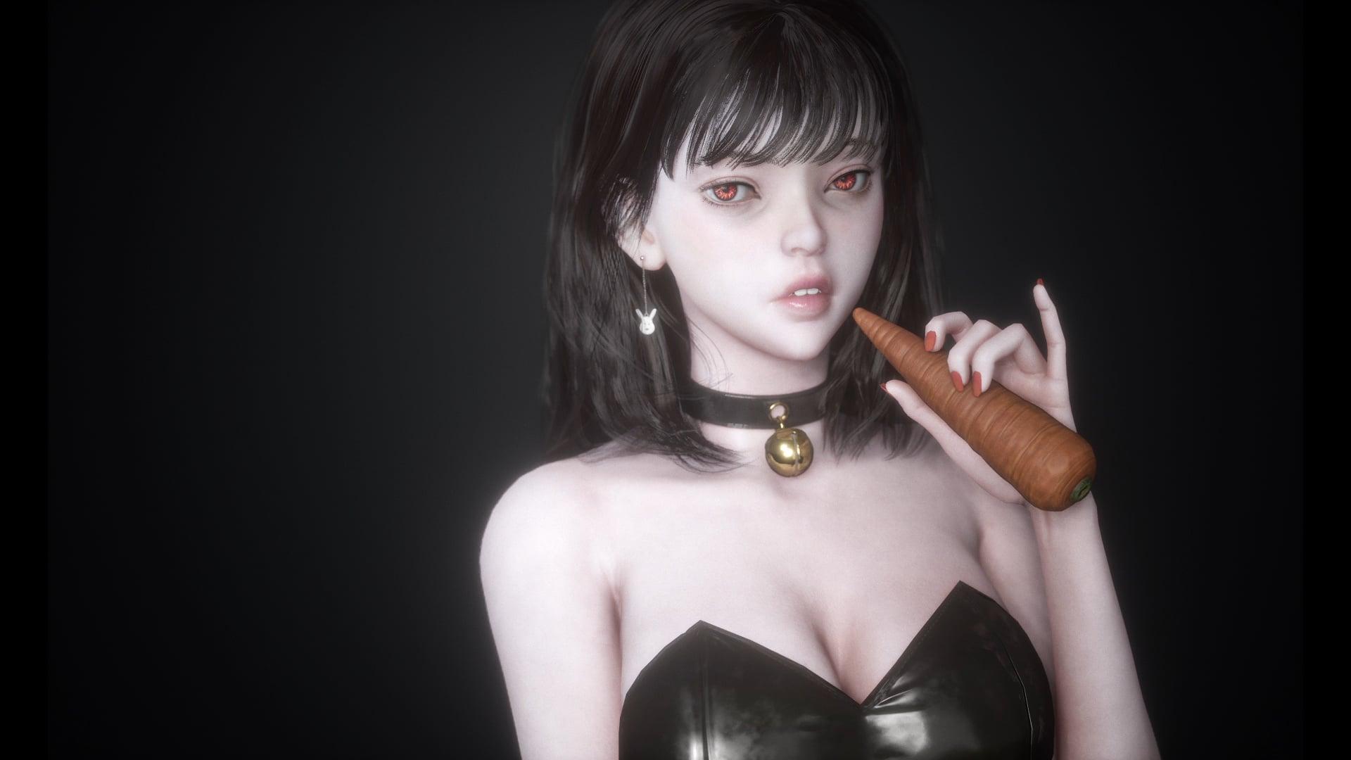 Guannan Lu 3D Art Works