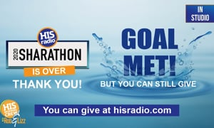 THANK YOU!!!! We met the goal!!
