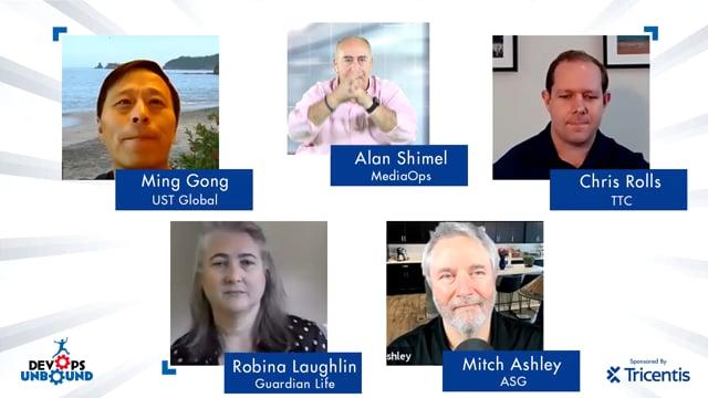 DevOps Unbound Ep 5 - Outsourcing DevOps? - TechStrong TV