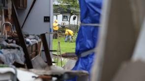 Louisiana Relief 2020   Hurricane Laura Aftermath   SBC of Virginia