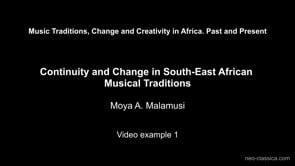 Malamusi – Video example 1