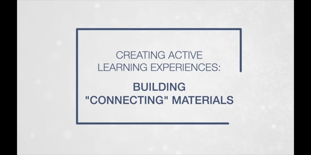 Build Connector Materials
