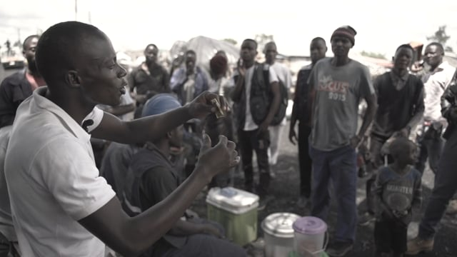 'Can I talk to you about HIV?' In Zambia, peer educators work to end an epidemic