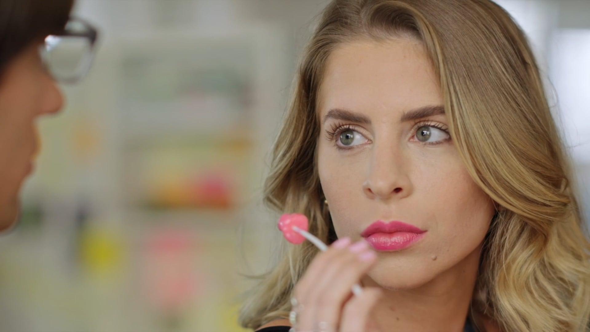 """Pink Lollipop """"Female Friendly"""""""