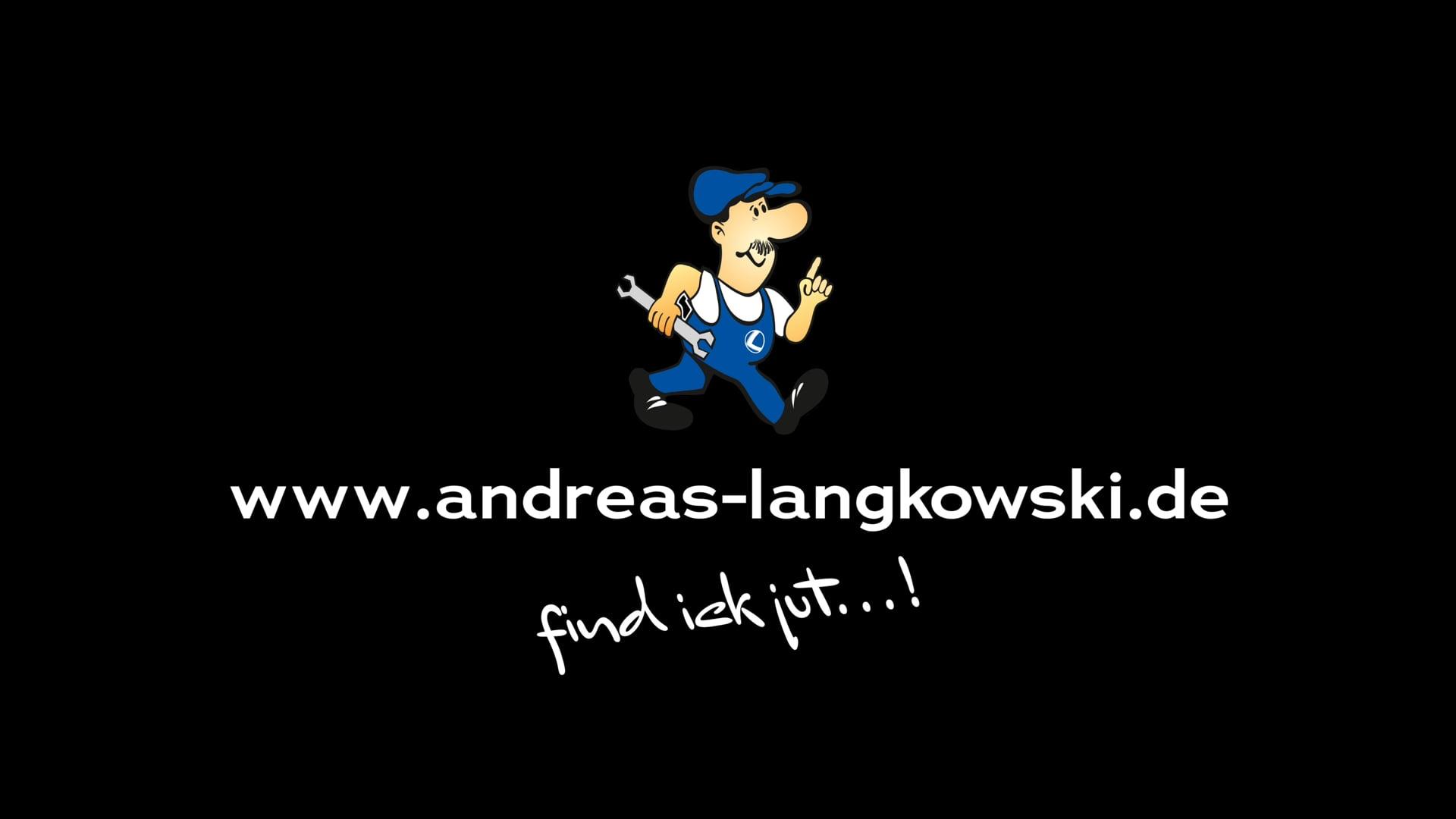 Willkommen bei Andreas Langkowski