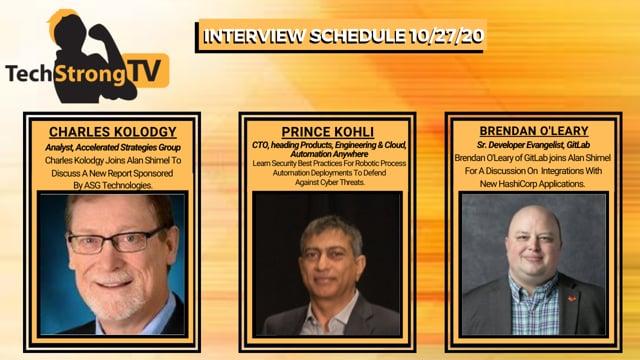 TechStrong TV - October 27, 2020