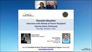 Medal of Honor Recipient Webinar Interviews