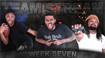 The Madden Beef Week 7: The Team Stream - Stream Replay