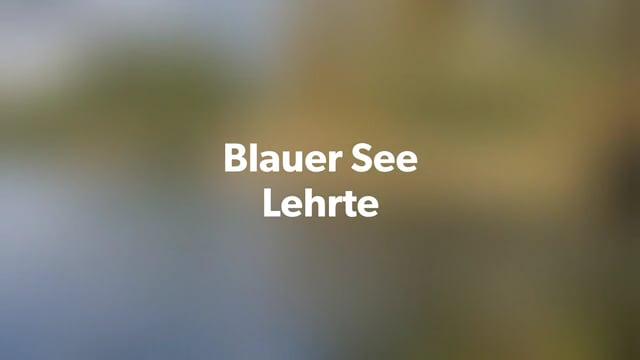 am Blauen See Lehrte am 09-10