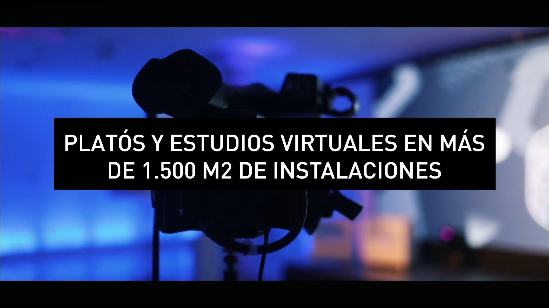 NEPTUNO VIRTUAL HUB - Estudio de Eventos Virtuales e Híbridos en el centro de Madrid