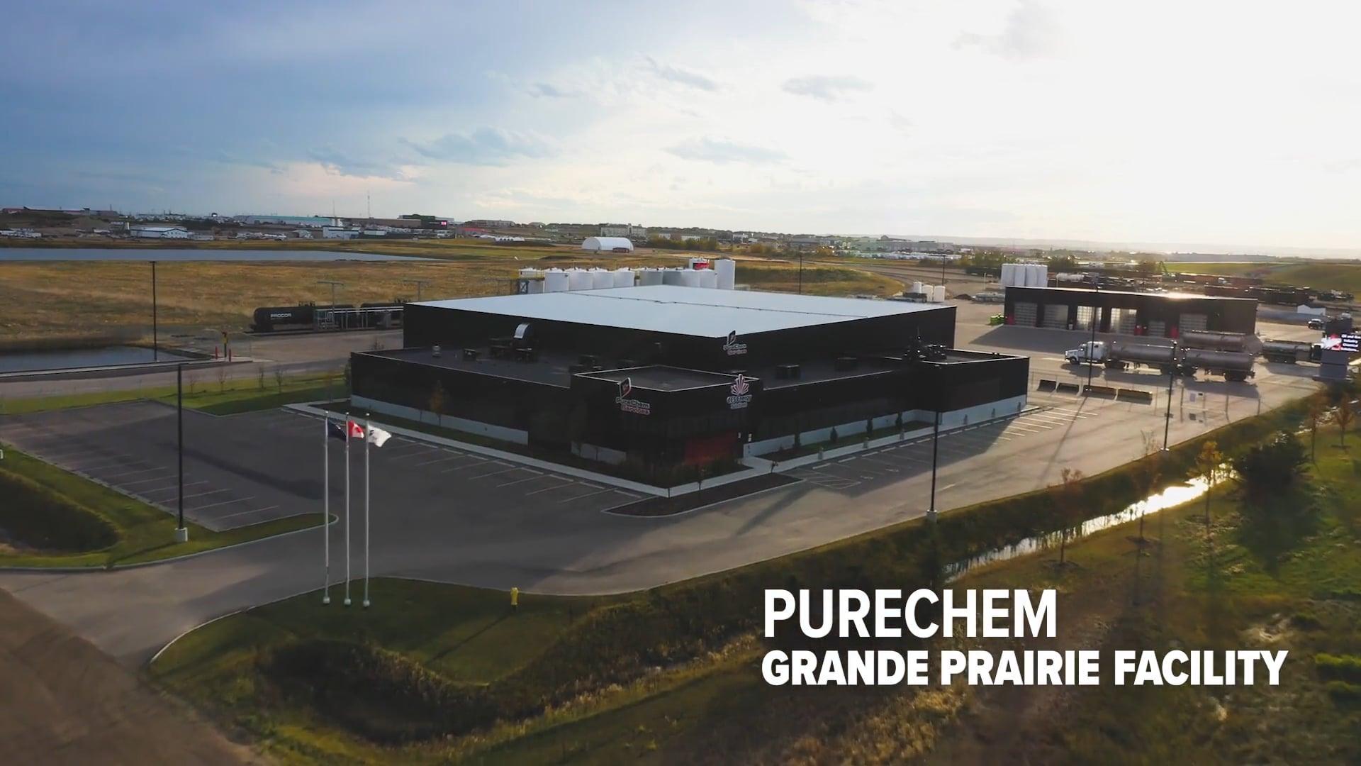 PureChem Services - Grande Prairie Facility Virtual Tour