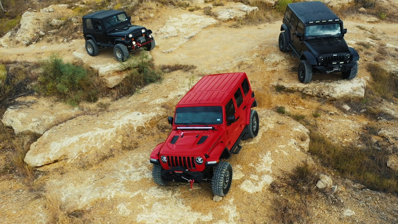 Americus- Jeep Video 1