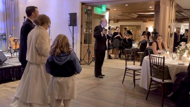LINDA + SCOTT Wedding Reception - SONNENALP AT VAIL - CO_101720