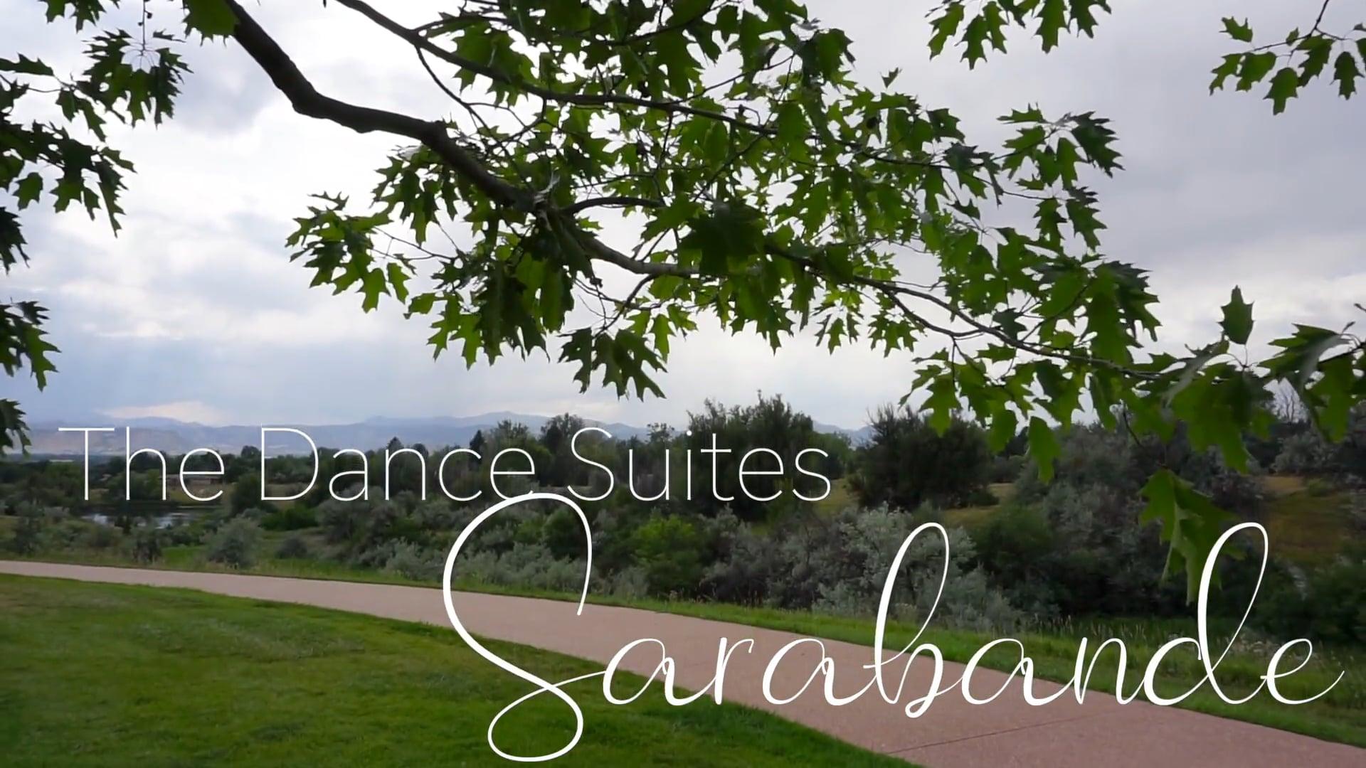 The Dance Suites: Sarabande