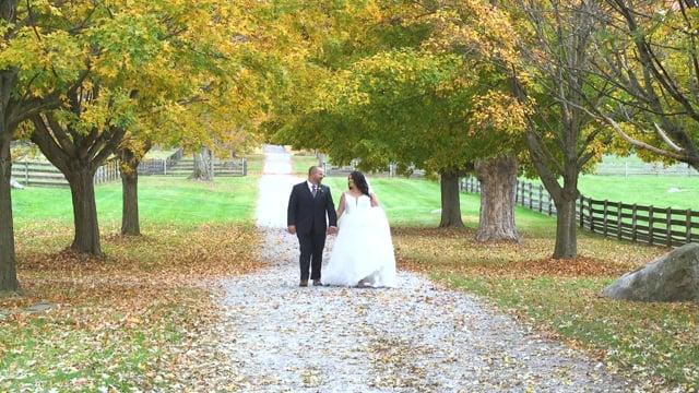 Lindsey & Chad's Wedding at Brandywine Manor House