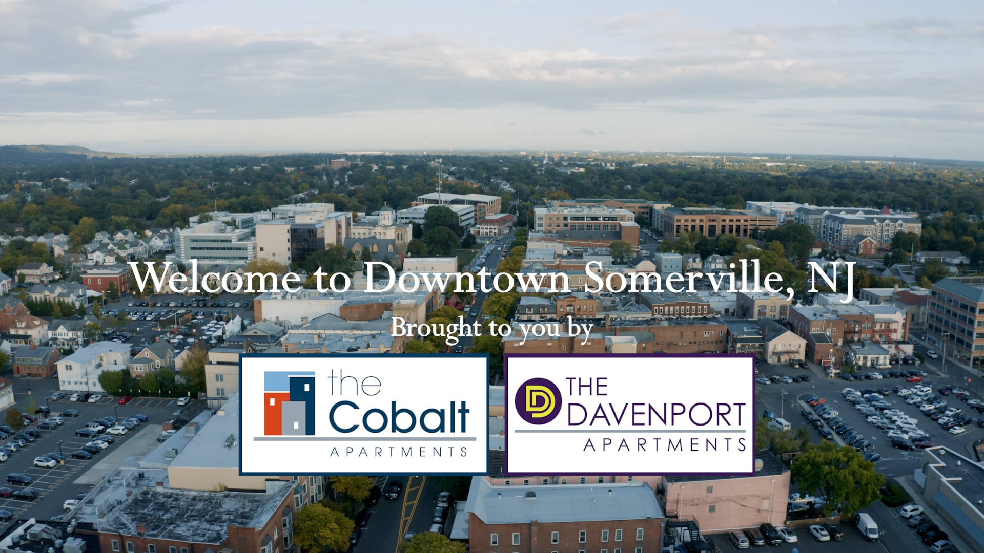 Welcome to Somerville - The Cobalt and The Davenport Apartments