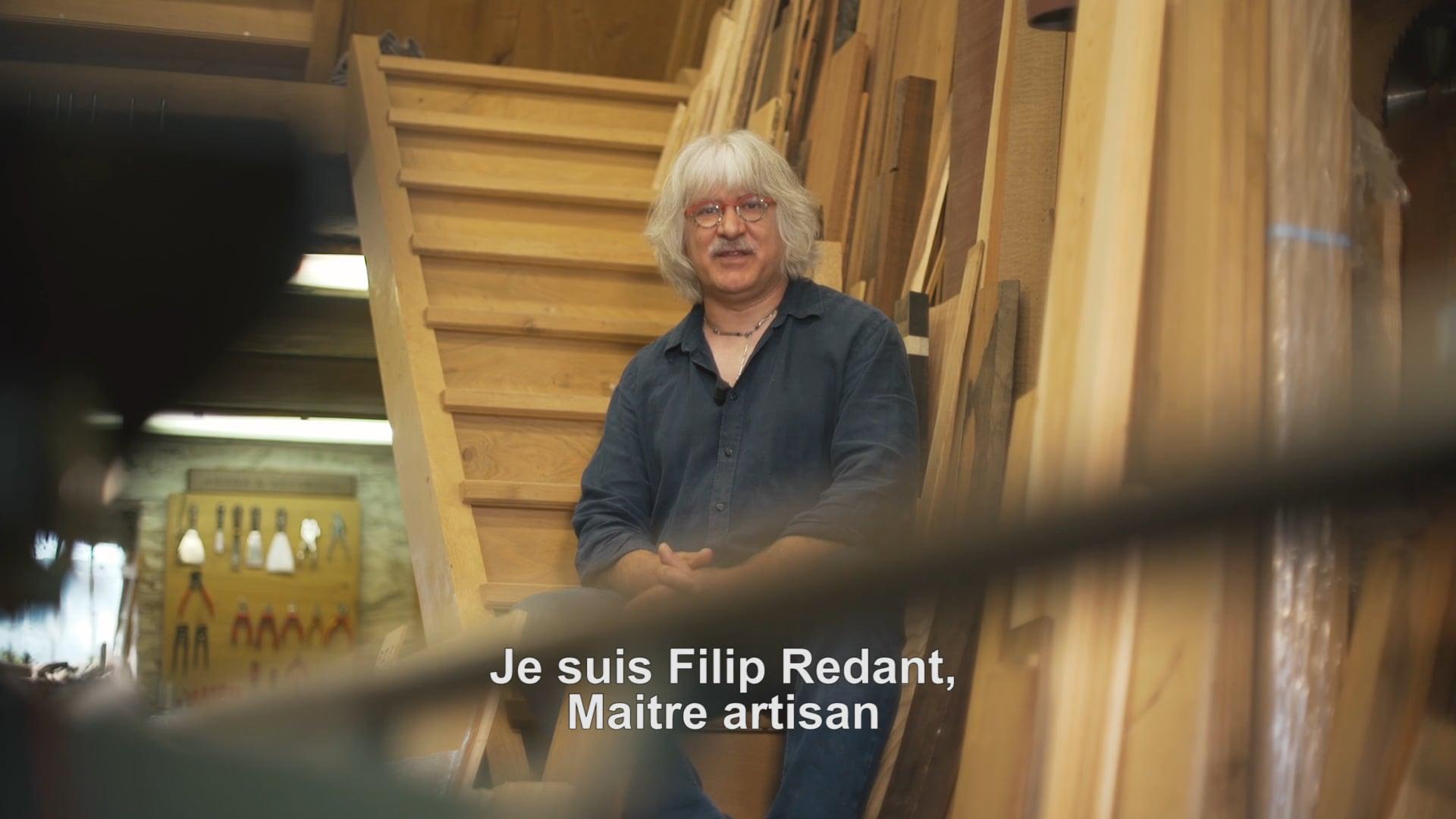Filip Redant - Atelier Passe Partout