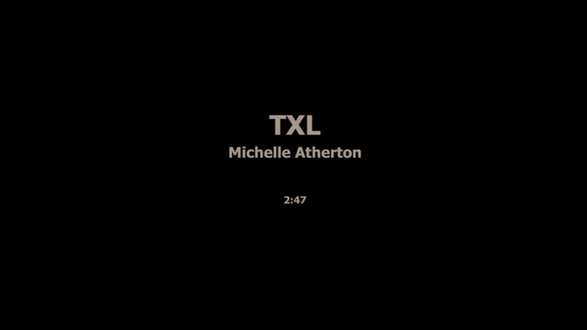 TXL - MICHELLE ATHERTON