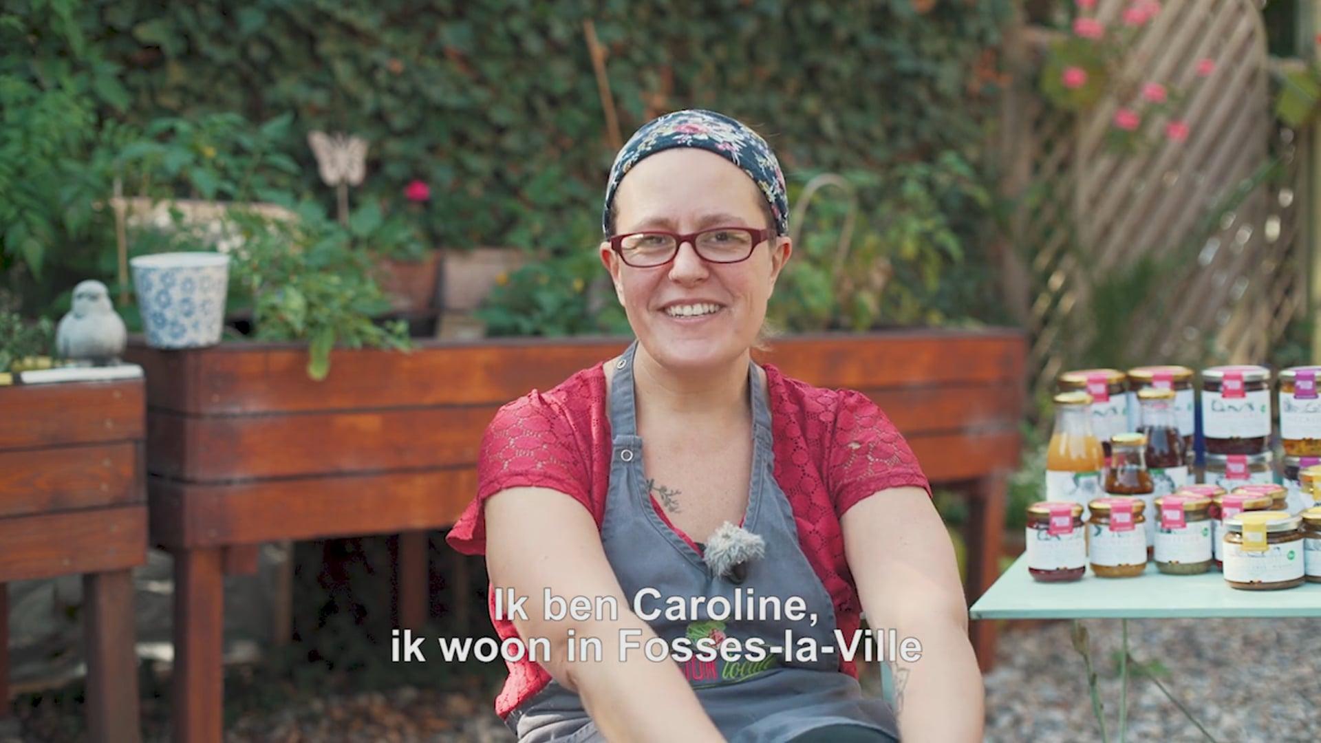 Caroline Kerbusch - Passion Locale
