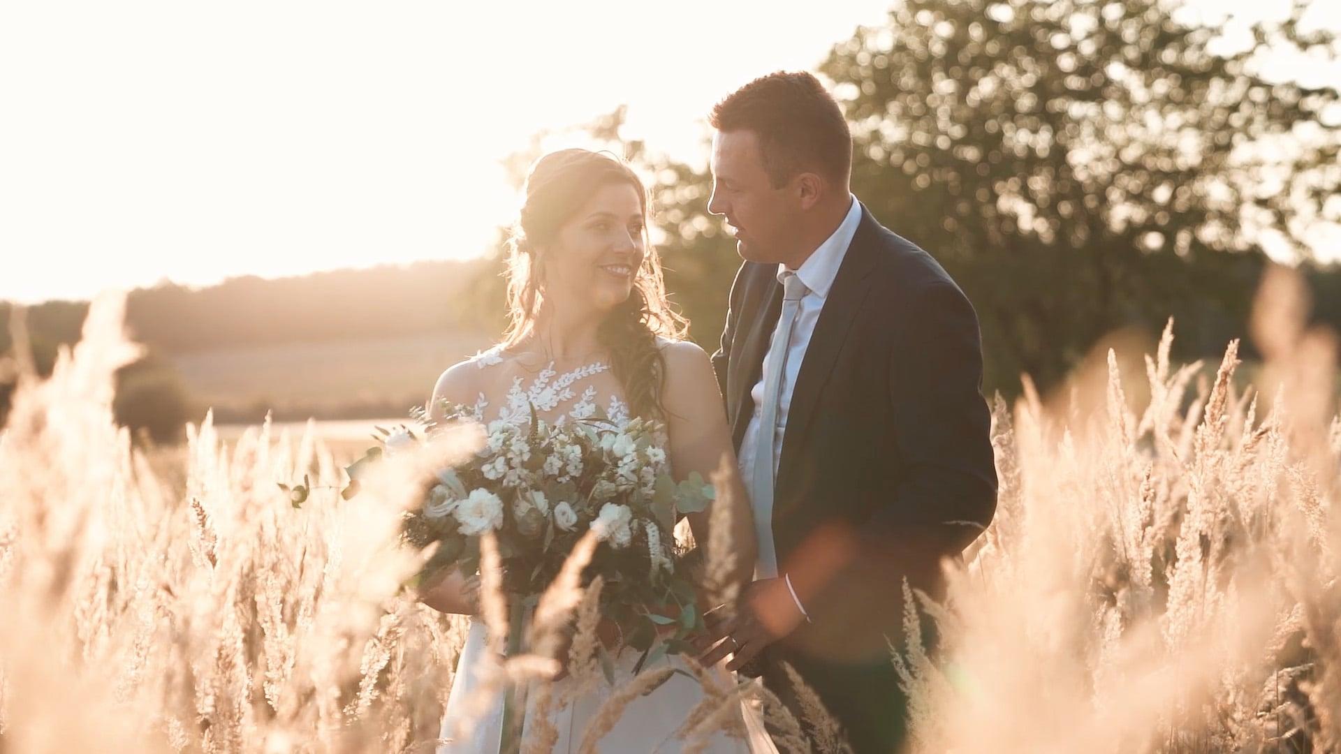 Svatební den: Naďa a Aleš / Statek Všetice