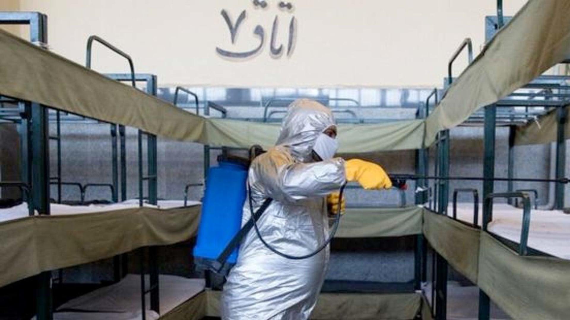 کرونا و زندانیان در ایران