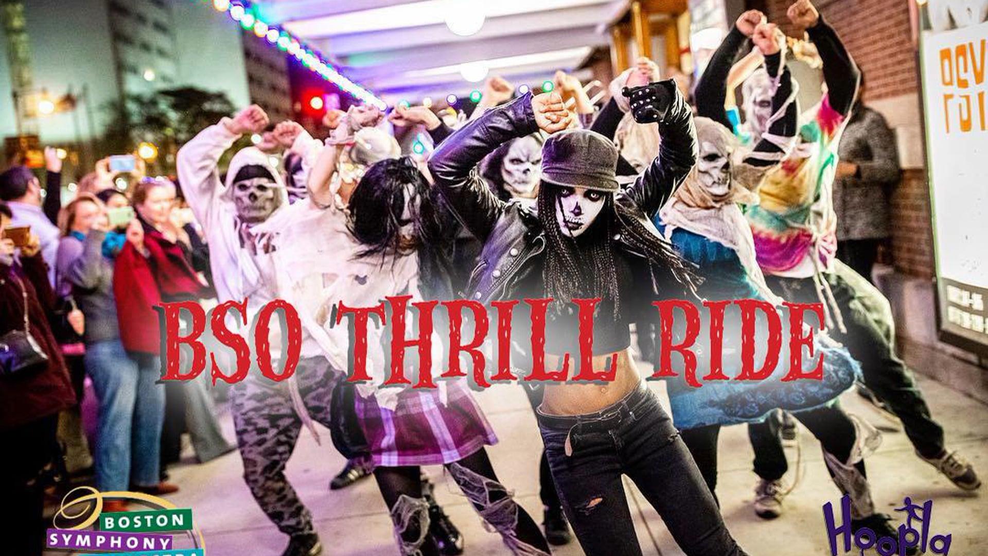 BSO Thrill Ride | Halloween Flashmob