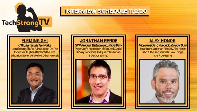 TechStrong TV - November 2, 2020