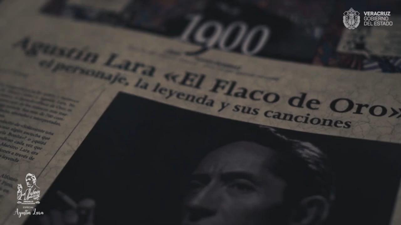 Especial Agustín Lara