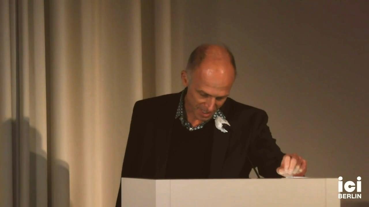 Begrüßung Christoph Holzhey