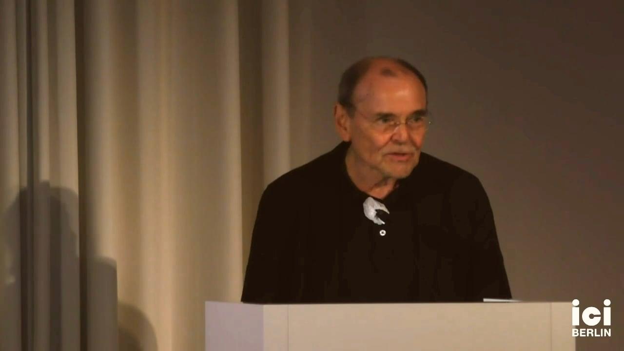 Vortrag Jürgen Trabant