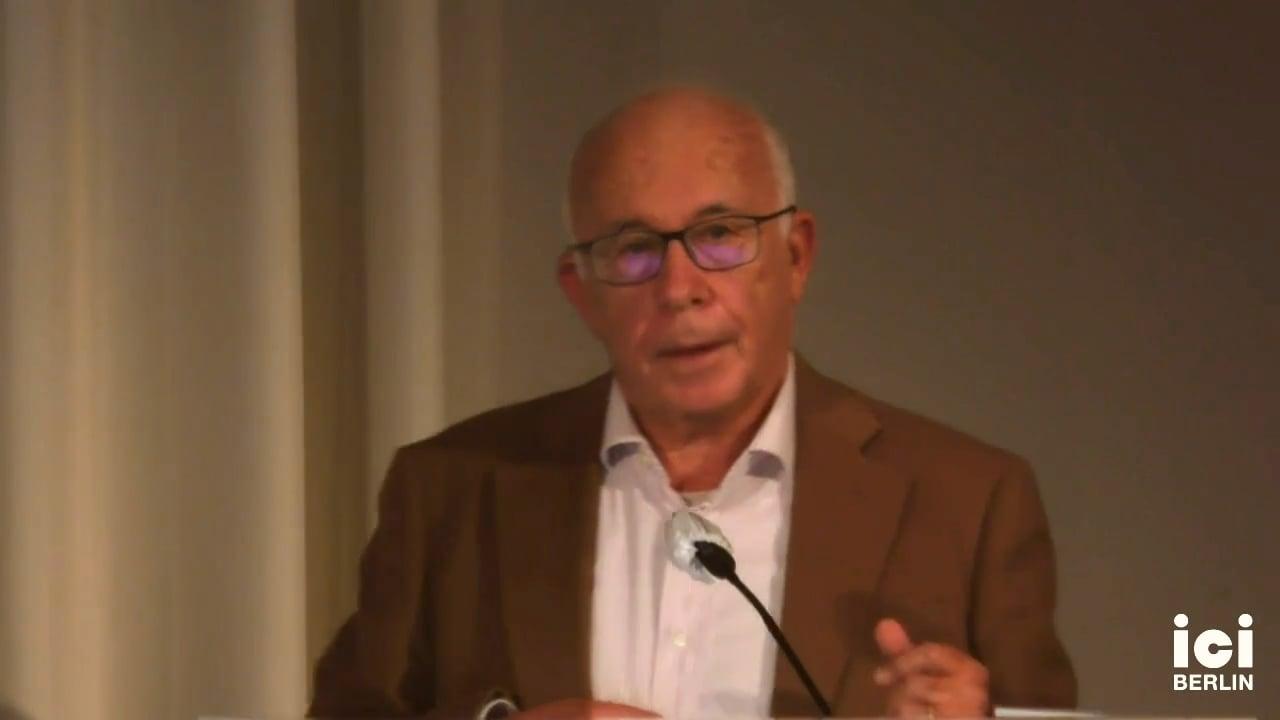Vortrag Ugo Perone