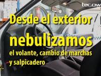 Cómo desinfectar los vehículos de sus clientes, con tecowash.mp4