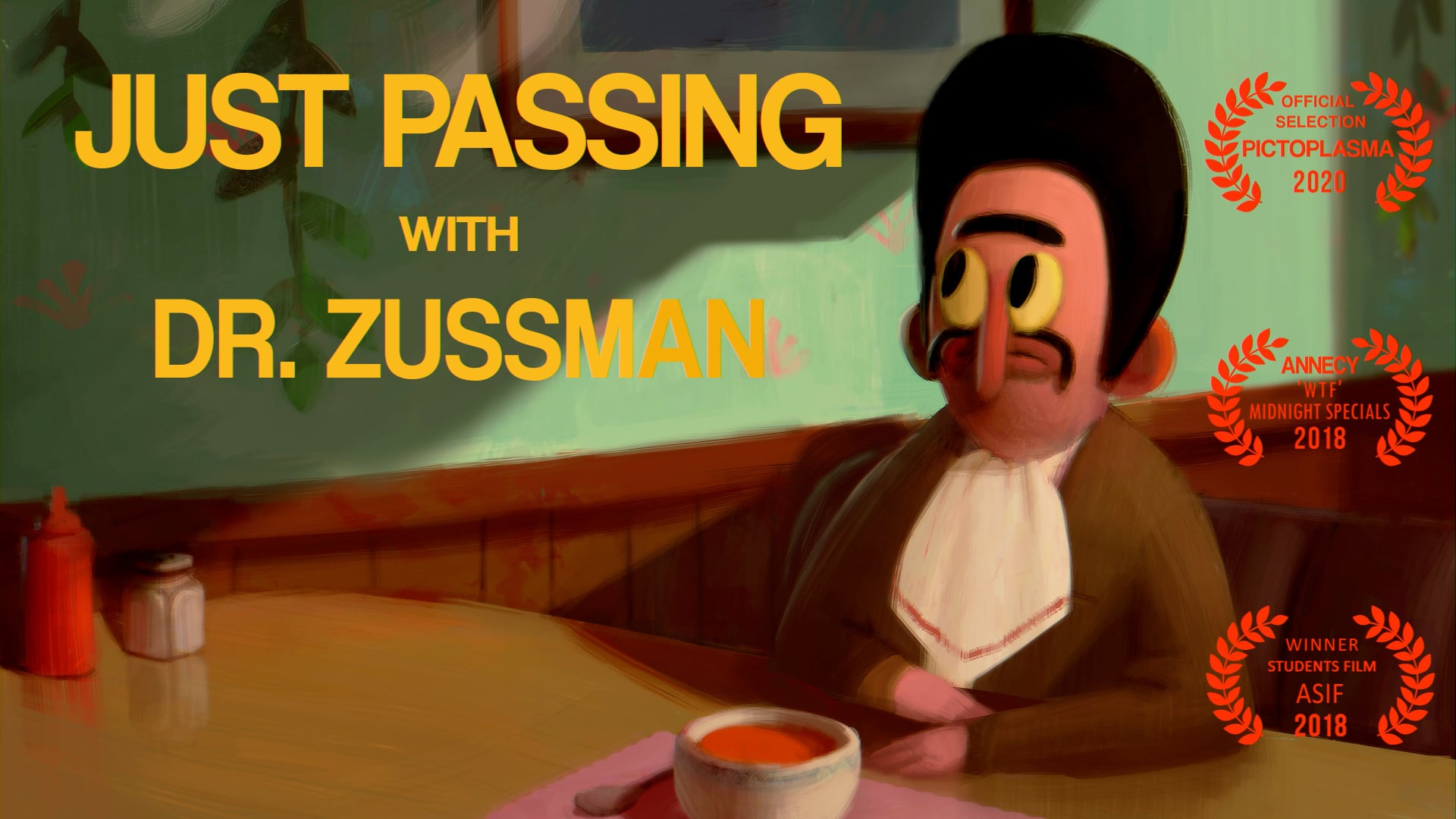 Just Passing with Dr. Zussman